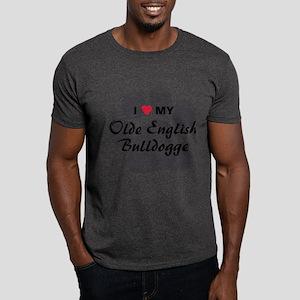 Olde English Bulldogge Dark T-Shirt