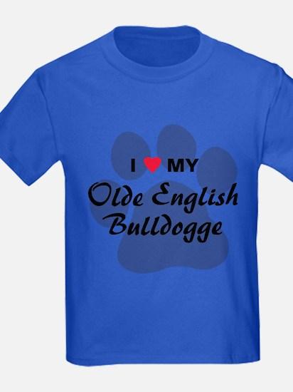 Olde English Bulldogge T