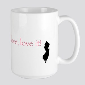 Love it! Large Mug
