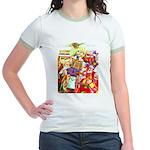 Puss 'n Boots Jr. Ringer T-Shirt