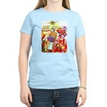 Puss 'n Boots Women's Light T-Shirt