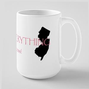 Jersey Diva Large Mug