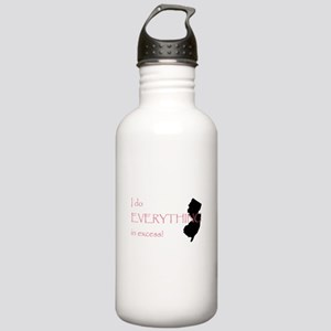Jersey Diva Stainless Water Bottle 1.0L
