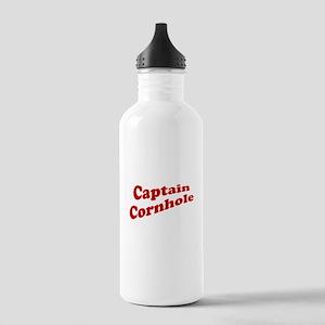 Captain Cornhole Stainless Water Bottle 1.0L