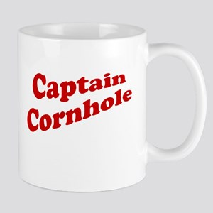 Captain Cornhole Mug