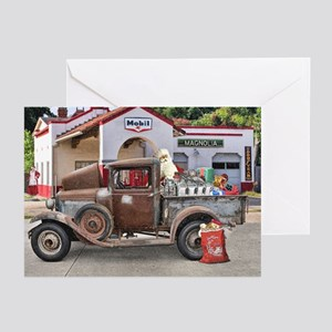 Truck Full Of Toys ((pk 10) Greeting Cards