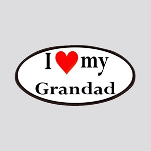 I Love My Grandad: Patches