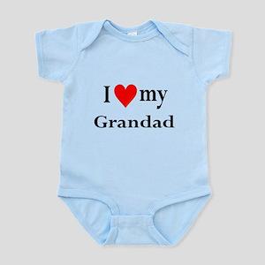 I Love My Grandad: Infant Bodysuit
