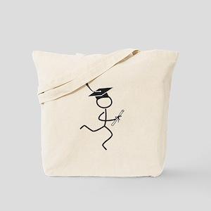 Graduate Runner © Tote Bag
