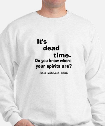 Dead Time/Where Spirits Are Jumper