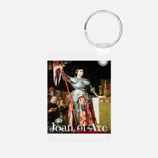 Joan of Arc Keychains