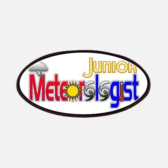 Junior Meteorologist Patches
