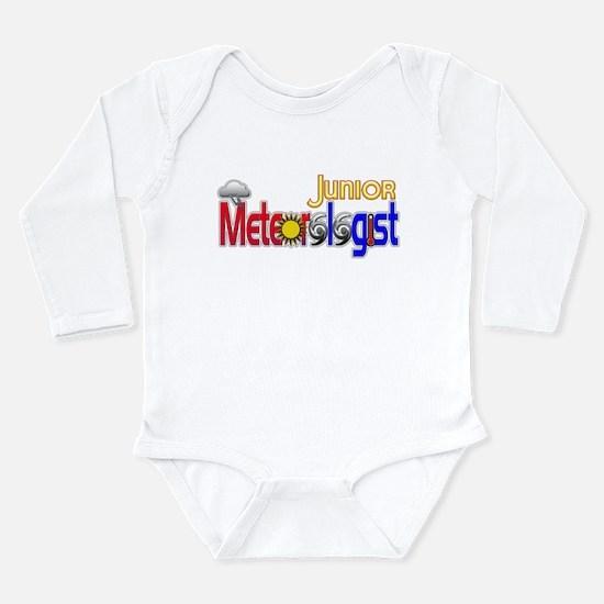 Junior Meteorologist Long Sleeve Infant Bodysuit