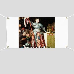 Joan of Arc Banner