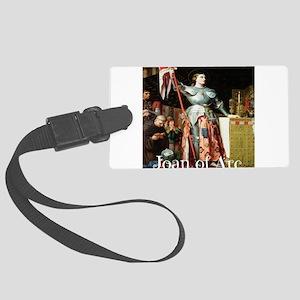 Joan of Arc Luggage Tag