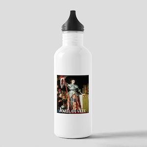 Joan of Arc Water Bottle