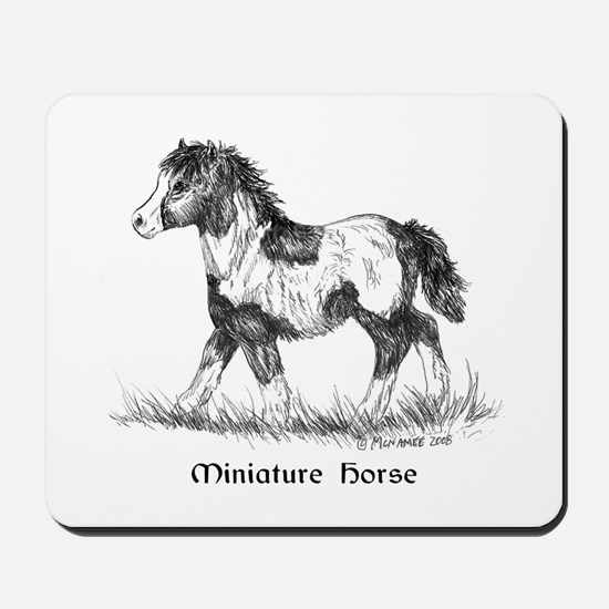 Miniature Horse Foal Mousepad