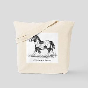 Miniature Horse Foal Tote Bag