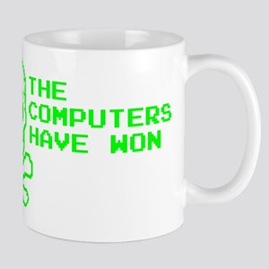The Computers Won Mug