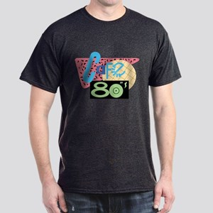 Cafe 80s Dark T-Shirt