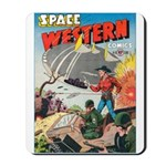 Space Western 41 Mousepad