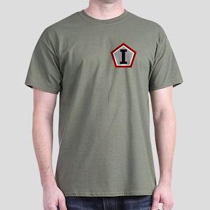 1st Army Group T-Shirt (Dark)