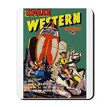 Space Western 40 Mousepad