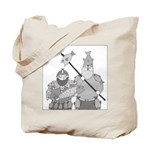 Fish Age (no text) Tote Bag
