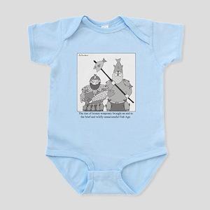Fish Age Infant Bodysuit