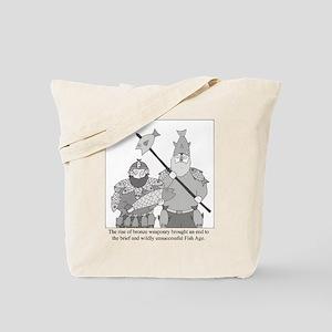 Fish Age Tote Bag