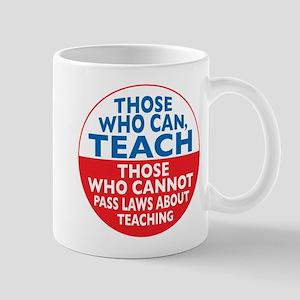 Those Who Can Teach those who Mug