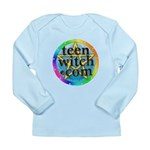TeenWitch.com Long Sleeve Infant T-Shirt
