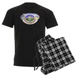 mSong Men's Dark Pajamas