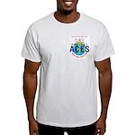 Project ACES Ash Grey T-Shirt