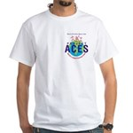 Project ACES White T-Shirt