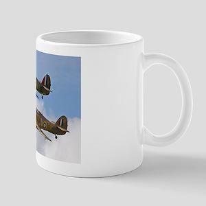 Pair of Hurricane's Mug