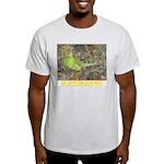 Western ground parrot Light T-Shirt