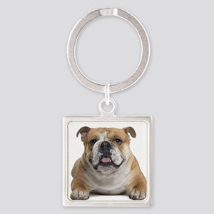 Cute Bulldog Keychains
