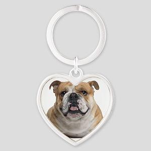 Cute Bulldog Keychains