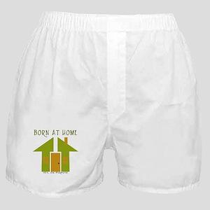 Homebirth On Purpose Boxer Shorts