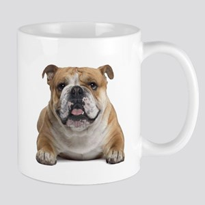 Cute Bulldog Mugs