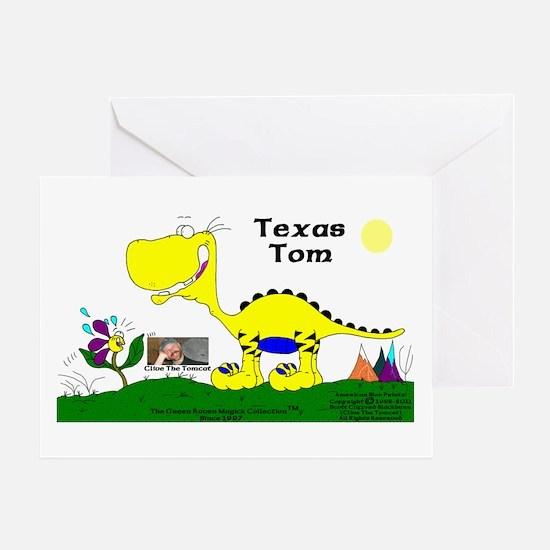 Texas Tom! Greeting Card