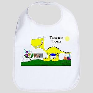 Texas Tom! Bib