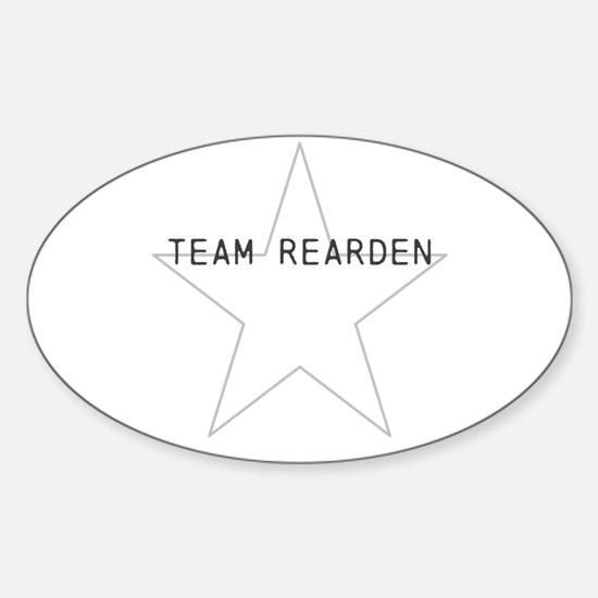 Team Rearden Sticker (Oval)