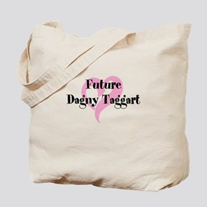 Future Dagny Taggart Tote Bag