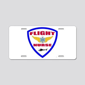 Aluminum License Plate