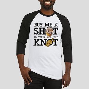 Buy Me A Shot Baseball Jersey