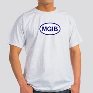 MGIB - My Grass Is Blue Light T-Shirt