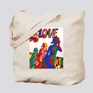 $19.99 Mod Love Comic Tote Bag