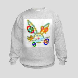 Easter Bunny Kids Sweatshirt